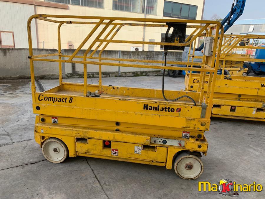 Piattaforma Verticale 8mt Haulotte Compact 8