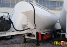 Euro type cement tanker