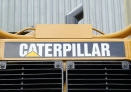 Caterpillar graafmachine