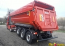 Tipper semi trailers